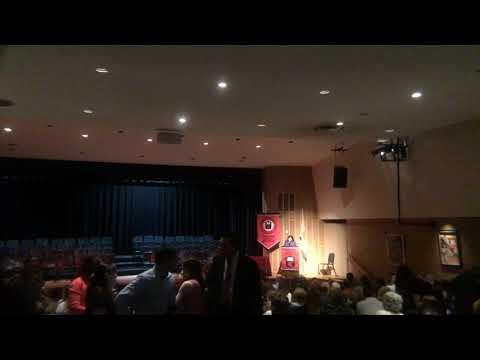 Patrick M Villano School Sixth Grade Promotion. Class of 2019