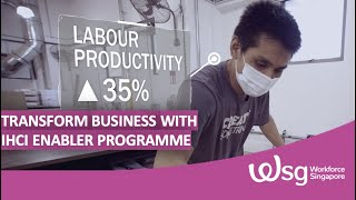 The Industry 4.0 Human Capital Initiative (IHCI) Enabler Programme