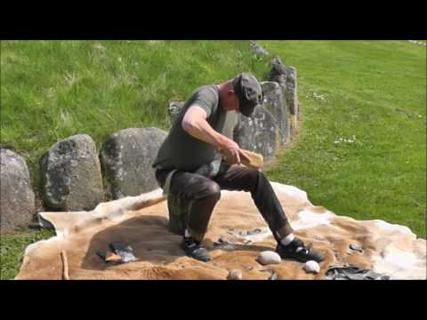 Flint Axes with Dan Kärrefors
