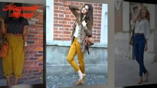 видео С чем носить женские брюки. Фото (верх, обувь, аксессуары)