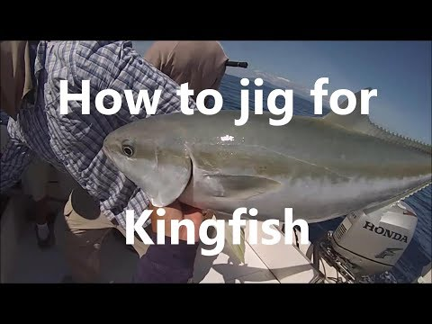 NZ Fishing | Tutorial | How To Jig For Kingfish
