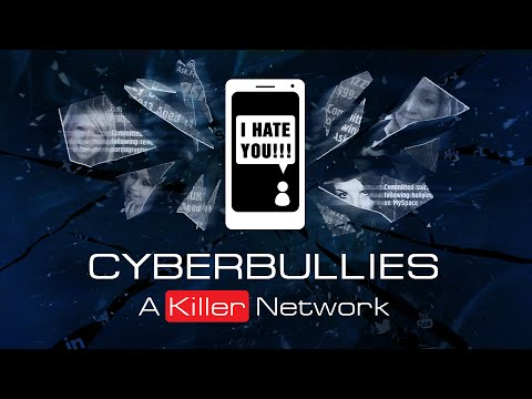 Cyberbullies: A Killer Network. Internet trolls and their victims