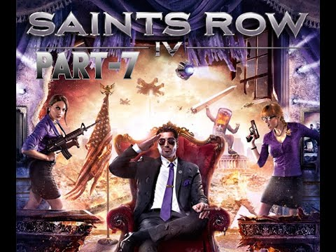 Saints Row 4 Game Of The Century Edition Pc Gameplay Walkthrough|Part 7-Breaking The Laws |