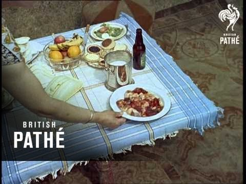 Lion At The Table (1959)