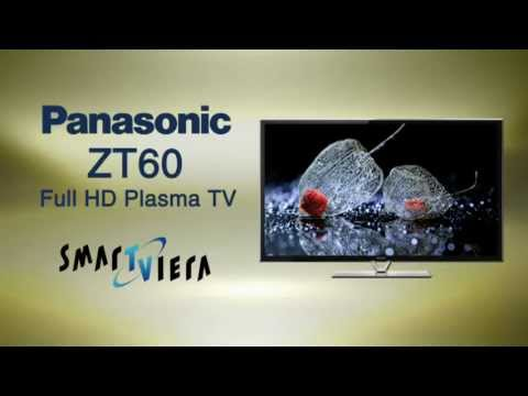 Panasonic VIERA ZT60 Series Plasma TV - Available at Paul's TV and Appliances