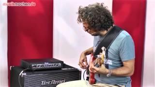 Ampeg PF-800 Bassverstärker-Topteil im Test