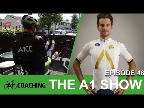 Lance Armstrong Colorado Classic Snub & The Roadman Arrival| The A1 Show Ep. 46