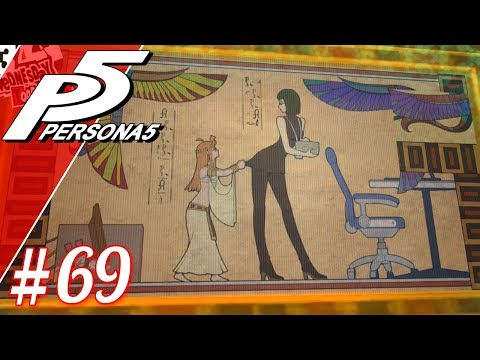 WHO WAS WAKABA ISSHIKI? - PALACE PT 3 OF 3 | Let's Play Persona 5 (blind) part 69