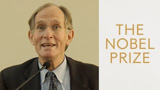 International Year of the Periodic Table - Peter Agre sings 'The elements' thumbnail