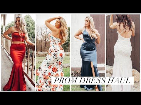 PROM DRESS HAUL | WINDSOR X MARTITA STYLE