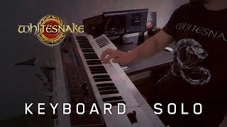SHUT UP & KISS ME - I wrote a KEYBOARD SOLO for Whitesnake's new single