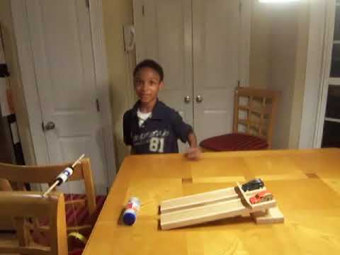 Simple Machines Project for Fourth Grade - YouTube