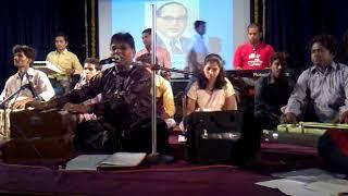 Bhim Vandana Live By Bapu Sathe.