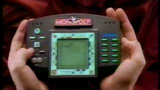 1999 - New Electonic Handheld Monopoly Game