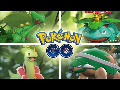CUAL ES EL MEJOR INICIAL DE PLANTA EN POKEMON GO!?   796 thumbnail