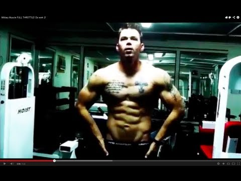 Military Muscle | Motivation 1 - BATTLE TESTED