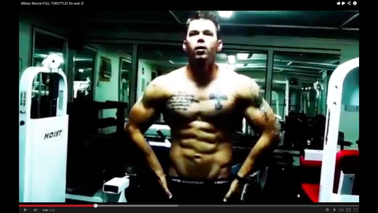 Military Muscle | Motivation 1 - BATTLE TESTED - YouTube