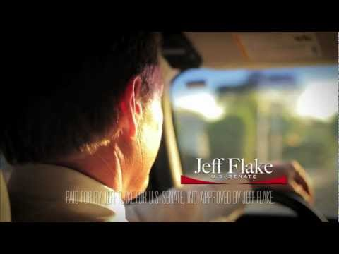 Arizona's battle-tested conservative is Jeff Flake