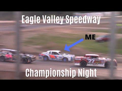 Season Championship Race / Eagle Valley Speedway / 8/25/19 / Street Stocks