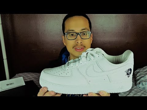 ea36d76cb9d6a6 Nike Air Force 1 Roc-A-Fella  07 2017 Review!!! Was The Quality Really  Worth!