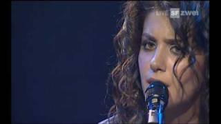 Katie Melua - 9 Million Bicycles (live AVO Session)
