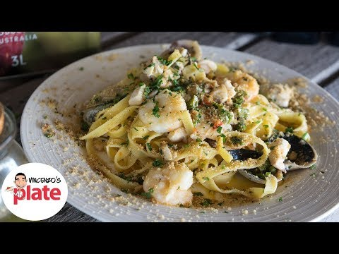 $1M SEAFOOD PASTA RECIPE | How to Cook Pasta Seafood | Italian Seafood Recipe