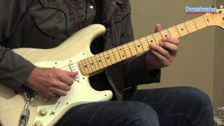 Fishman Fluence Classic Single-coil Pickup Demo - Sweetwater Sound
