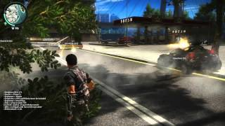 Just Cause 2 Multiplayer Mod Gameplay