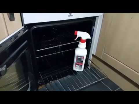FM World Fireplace glass & oven cleaner