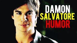 Damon Salvatore || Humor