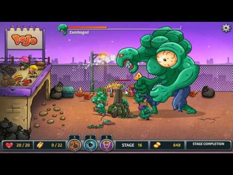 zombo buster rising level 16 the end finally youtube