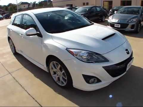 2012 mazdaspeed 3 touring start up exterior interior. Black Bedroom Furniture Sets. Home Design Ideas