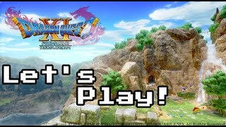 Let's Play Dragon Quest XI - Hour 45