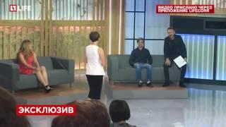 """Сергей Шнуров на шоу """"Про любовь""""׃ Это же Первый канал! Вы о٭٭٭٭и, что ли؟!"""