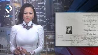 Phát hiện thẩm phán tòa án nhân dân thành phố Thái Nguyên dùng bằng giả