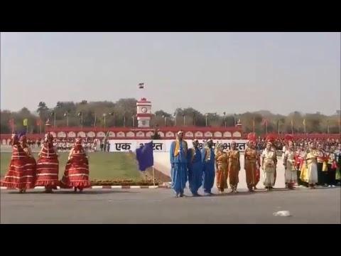 PM Shri Narendra Modi addresses NCC Rally in New Delhi
