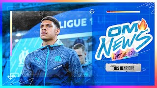 OM News E27 | Luis Henrique 🇧🇷