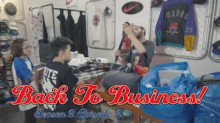 Back to Business! Round Two the Show S2 Ep2