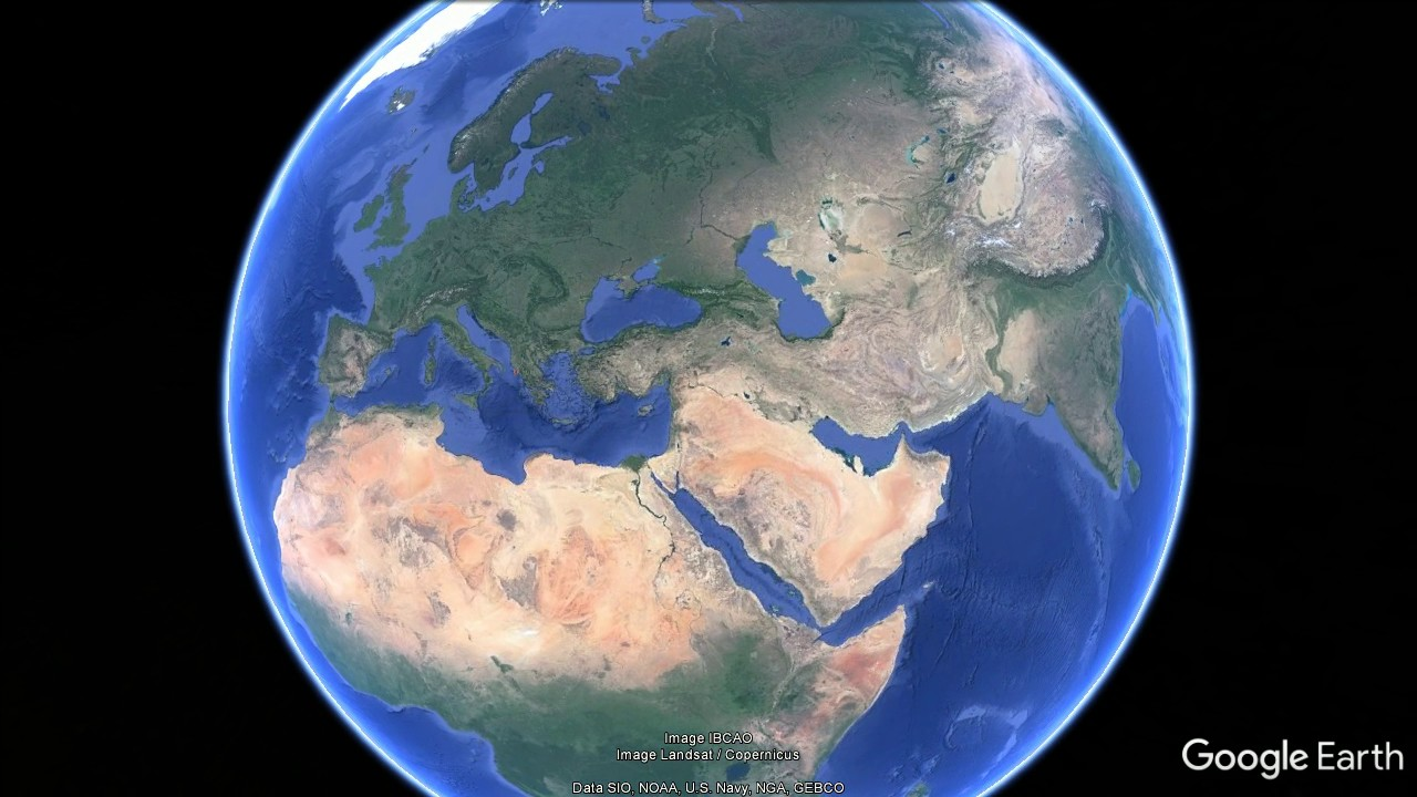 Google Earth Greece Corfu Greciya Ostrov Korfu Youtube