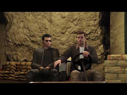Agent 14, New Bunker! GTA Online: Gunrunning DLC