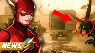 Flash CONFIRMED For Batman v Superman + Knightmare Details!