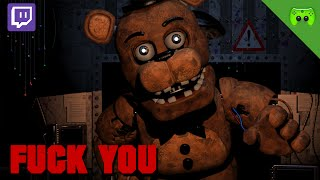 Bestrafung: Five Nights at Freddy