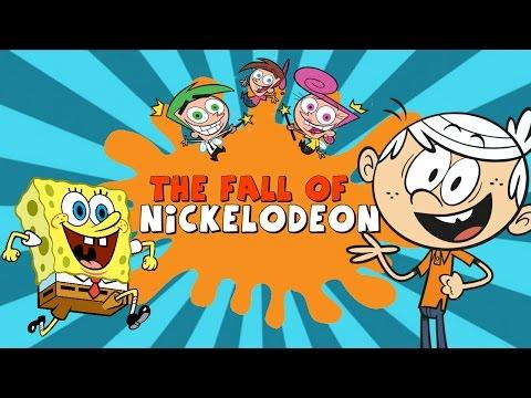 The FALL of Nickelodeon