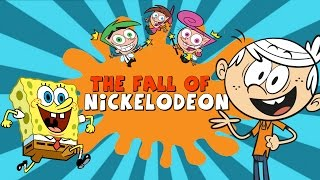 The FALL of Nickelodeon