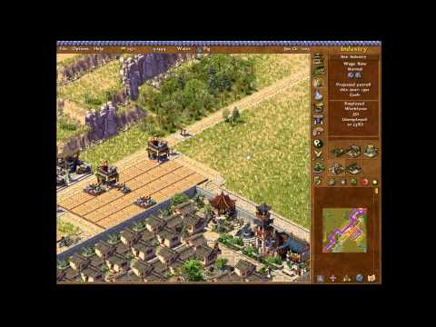Emperor: Rise of the Middle Kingdom - Song-Jin Dynasty - The Mongols Are Coming