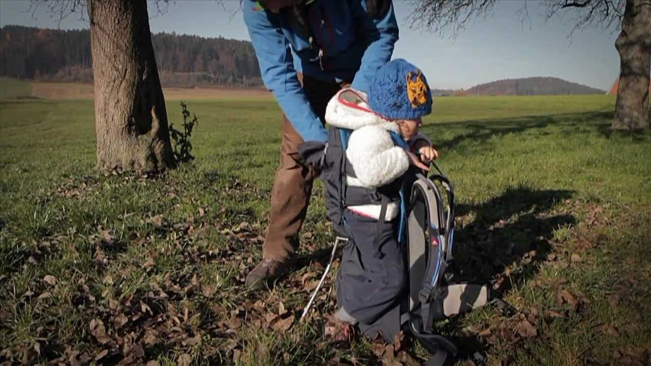 VAUDE - Wallaby - Baby carrier