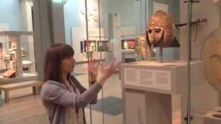The Sutton Hoo Helmet at the British Museum