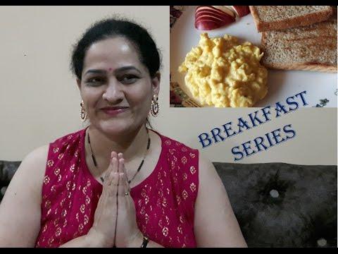 Breakfast Series #2 - Scrambled Eggs