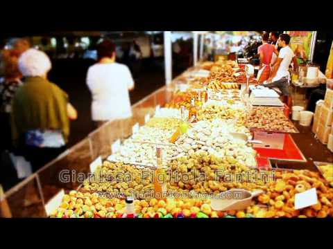 Giareda sweet candy typical market Reggio Emilia