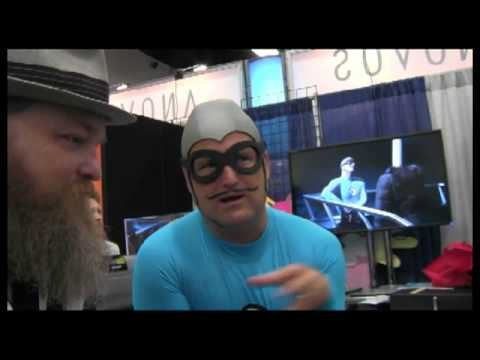 Just Cool Stuff  Interveiw with MC Bat Commander Christian Jacobs) of the Aquabats
